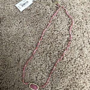 NWT Kendra Scott Elisa necklace